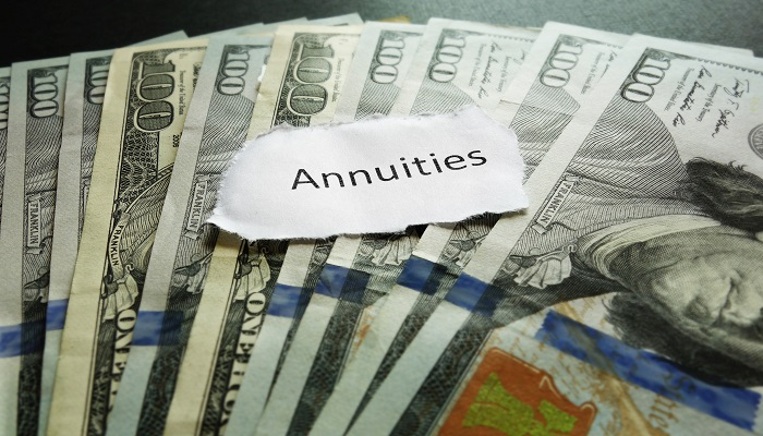 annuity for cash